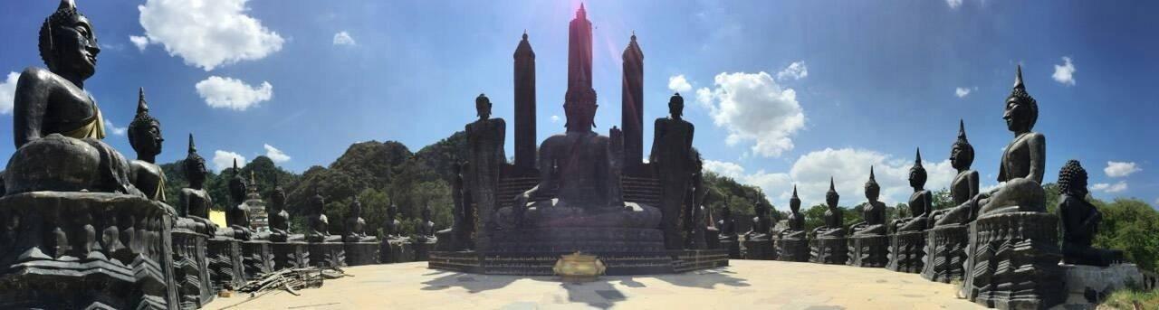 Buddha-Wat-Thamkrabok