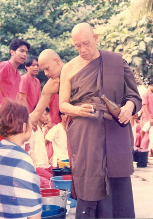 Luang Poh Chamroon Parnchand